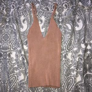 Forever 21 - Nude Tank Top (S)